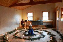 Liturgiese ruimte / Simboliek & versiering van kerk
