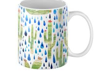 Mugs / Most incredible mugs for your perfect morning tea or coffee created by Printify fans