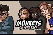 Monkeys On Your Back