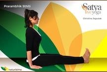 Yoga Asanas /Satya Live Yoga