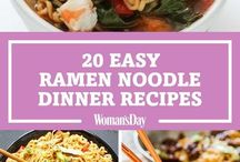 Recipes - Ramen