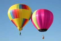 Beautiful Photos all Over the World / The hot air balloon ride is a one of the most exciting and beautiful way to touch of romantic adventures. It is also a peaceful way to sight-see. You have to rise early morning for a hot air balloon flight, but the experience beats a sleep-in every time.