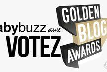 #GBA5 / Votez BabyBuzz aux Golden Blog Awards !!! http://www.golden-blog-awards.fr/blogs/babybuzz.html