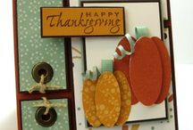 cards---Autumn  / by Donna VanGeest