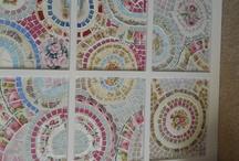 Table Mosaic Ideas / by Cheryl Poata