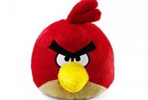 Angry Birds Stuffed Animals