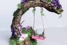 Miniatűr Tündérkert