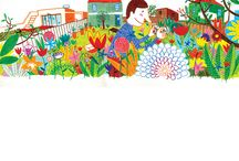 ilustração literatura infantil