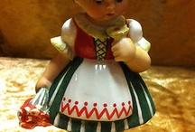 Hungarian porceline
