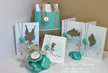 Stampin Up By the Tide / by Deborah Newman