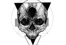 Odex / Tattoo sketch