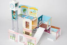 Wonderhood Building Sets! / Wonderhood creative building sets foster open-ended, imaginative play, develop STEM skills, and provide positive female lead characters. Our toys inspire young girls to Build, Design, and Dream!