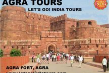 AGRA FORT / INTERESTING & FUN FACTS ABOUT AGRA FORT  http://letsgoindiatours.blogspot.in/2015/12/agra-fortagra-tours.html