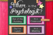 School psychology ideas