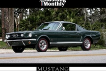 mustangs / by Kathryn Ray