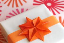 tags envelopes boxes bags gifts / by Maria Magda