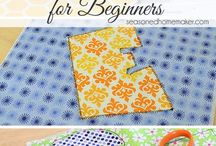 Applique and quilting