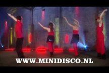 dans en bewegen tussendoor