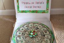 Pizza Dollar Bills