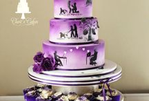 Clare's Cakes - wedding cake specialists in leicestershire / Wedding cakes by Clare's cakes