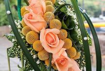 Bouquets and flower decorations