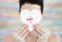 Valentine's Day Photo Ideas / by Brandace Jackson