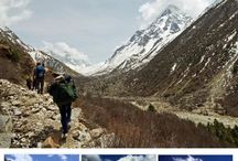 India Trekking Tours / India Trekking Tours - Custom made Private Guided Luxury Tours in India - Heart and Soul Holidays in India - http://toursfromdelhi.com/