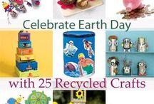 Earth Day Ideas / DIY Earth Day ideas