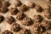 No bake cookies, etc. / by Lisa Wimberly