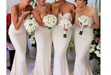bridal party / Styles and inspirations for the gals