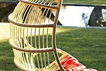 Качели стулья