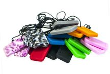 Chewigems / Safe, Discreet, Functional Chewing Jewelry for those with the Need to Chew!