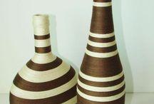 botellas diferentes