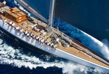 J Class Regatta Falmouth / The superb J Class Yachts are coming to Falmouth 23-27 June 2014