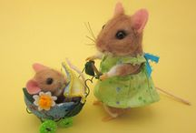 Needle Felting / by J Heart Treasures