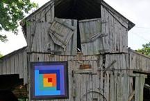 Barn/Garden Quilts