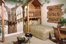 Комнаты для больших мальчиков