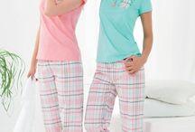 Pierre Cardin 2015 Yaz  Pijama Koleksiyonu / Pierre Cardin Pijama Takımı , Kapri Takımı , Şort Takım , Tayt Takımı 2015 Yaz Koleksiyonu