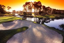 Plantation Bay / Ormond Beach, Florida. Private Residential Golf Club. Redesigned in 2005 and 2015. Hosted USGA Qualifiers; FSGA Qualifiers.