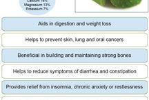 Cactus Nutrients and Health Benefits / Cactus Nutrients and Health Benefits