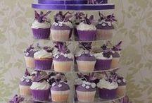 tortas. con cupcakes