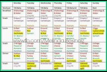 21 Day Fix / BeachBody 21 Day Fix Fitness Program.  / by Chica Fashion
