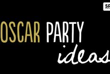 Oscar Party  / Amazing ideas for oscar viewing parties