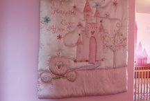 Elsa's Room! / Baby girl's room / by Amy Koford