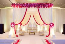 Wedding stages