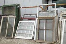 windows with 6 panes
