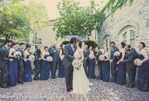 Wedding Party / Wedding party photos from weddings here at Chateau Bellevue!