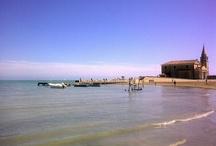 Caorle - la spiaggia