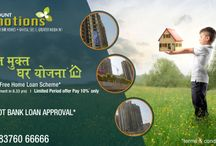 Byaj Mukt Ghar Yojna / Paramount Emotions is offering the magnificent 2, 3 bedroom apartments with Byaj Mukt Ghar Yojna in prime location of Noida Extension. The apartments are beautifully designed using the advanced technology