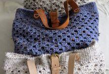 * Crochet Bags *